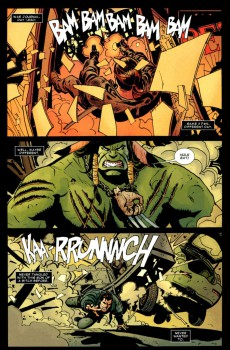 Extrait de Marvel Universe vs. The Punisher (2010) -INT- Marvel Universe vs. The Punisher