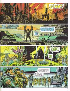 Extrait de Valérian -8- Les Héros de l'Equinoxe