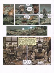 Extrait de Les phalanges de l'ordre noir - Tome g2006