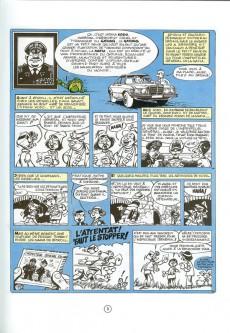 Extrait de Spirou et Fantasio -29c93- Des haricots partout