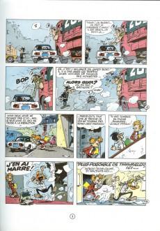 Extrait de Spirou et Fantasio -19a1993- Panade à Champignac