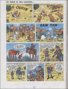 Extrait de Les tuniques Bleues -24a1991- Baby Blue