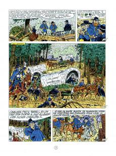 Extrait de Les tuniques Bleues -25a1993- Des bleus et des bosses