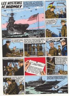Extrait de Buck Danny -2c1976- Les mystères de Midway