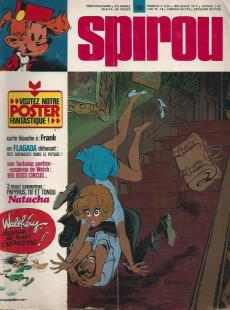 Extrait de (Recueil) Spirou (mini-recueil) -12- Mini-recueil Spirou 12