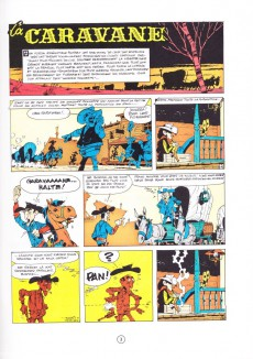 Extrait de Lucky Luke -24a1984- La caravane