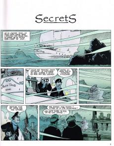 Extrait de Théodore Poussin -4a1994- Secrets