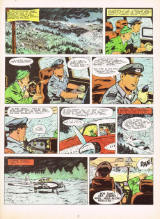 Extrait de Dan Cooper (Les aventures de) -9- 3 Cosmonautes