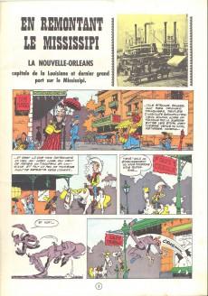 Extrait de Lucky Luke -16b79- En remontant le mississipi