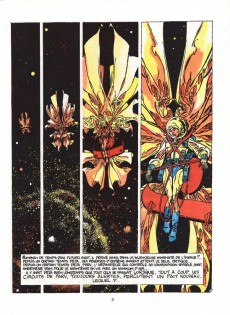 Extrait de Dani Futuro -7- Le magicien de l'espace