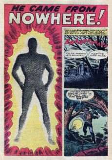 Extrait de Supernatural Thrillers (Marvel - 1972) -7- Back From the Tomb!