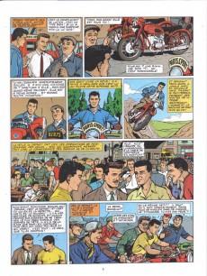 Extrait de Michel Vaillant (Palmarès inédit) -6- L'inconnu du Tour de France