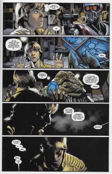 Extrait de Star Wars (Panini Comics - 2015) -5- Ombres et mensonges