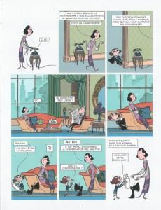 Extrait de Astrid Bromure -2- Comment atomiser les fantômes