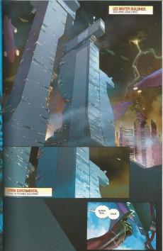 Extrait de Avengers (Marvel Now!) -5- Planète Vagabonde