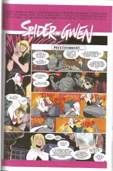 Extrait de Spider-Gwen -1- Ennemie publique ?