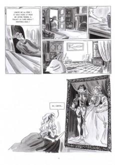 Extrait de Milady de Winter - Tome INT