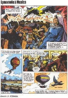 Extrait de L'histoire en Bandes Dessinées -8- Au cœur des grandes catastrophes