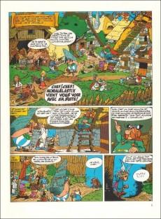 Extrait de Astérix -13c1982- Astérix et le chaudron