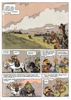 Extrait de Une aventure rocambolesque de... -3a08- Attila le Hun - Le fléau de Dieu