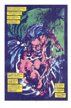 Extrait de Namor, The Sub-Mariner (Marvel - 1990) -34- Call From Home