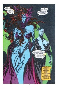 Extrait de Namor, The Sub-Mariner (Marvel - 1990) -35- Dark Awakenings