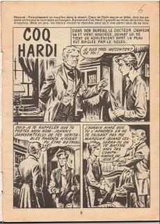 Extrait de Coq Hardi (1e Série) -2- Existe-t-il encore en 1961 des peaux-rouges ?