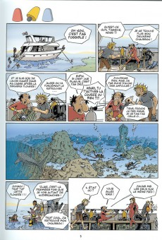 Extrait de Plongeurs -4- Des bulots à donf