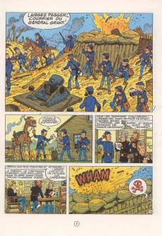 Extrait de Les tuniques Bleues -22Ind2016- Des bleus et des dentelles