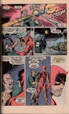 Extrait de Daredevil (1964) -AN05- Atlantis attacks part 7