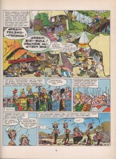 Extrait de Astérix (en langues étrangères) -14Basque- Asterix Hispanian