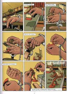 Extrait de Wonderball -3- Le shérif