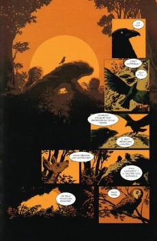 Extrait de L'Œil de la Nuit (Lehman/Gess) -3- Le Druide noir