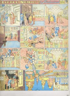 Extrait de Little Nemo in Slumberland -6- 1907-1908