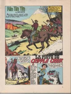 Extrait de Rin Tin Tin (Poster) -7- La piste de cripple creek