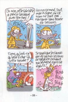 Extrait de Mini-récits et stripbooks Spirou -MR4057- Le mini-récif
