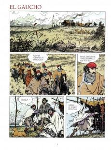 Extrait de Manara (Le Opere) -7- El Gaucho