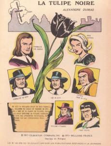 Extrait de Les classiques illustrés (2e Série) -7- La tulipe noire