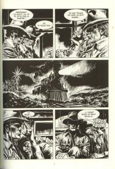 Extrait de Tex (Semic) -4- L'attaque du train de Fort Defiance