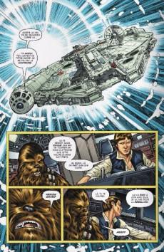Extrait de Star Wars - Icones -1- Han Solo