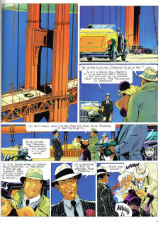 Extrait de Largo Winch -11a05- Golden Gate