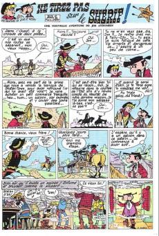 Extrait de Jim L'astucieux (Les aventures de) - Jim Aydumien -7- Ne tirez pas sur le shérif