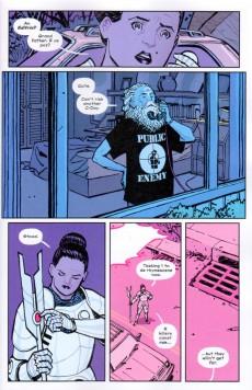 Extrait de Paper Girls (Image comics - 2015) -4- Paper Girls