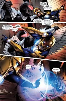 Extrait de Marvel Universe (Panini - 2007) -15- Renaissance