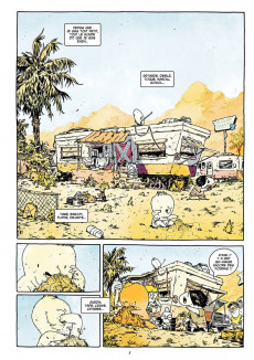 Extrait de The grocery -4- Tome 4