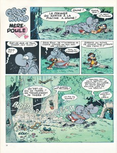 Extrait de La jungle en folie -8- La Belle au Bois ronflant