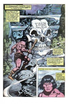Extrait de King Conan (1980) -1- The Witch of the Mists