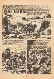 Extrait de Coq Hardi (1e Série) -6- Le rallye de la mort !