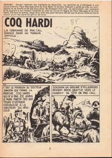 Extrait de Coq Hardi (1e Série) -7- Un haut lieu de l'Histoire des U.S.A. : Fort Sutter