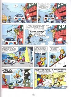 Extrait de Spirou et Fantasio -19Ind- Panade à Champignac
